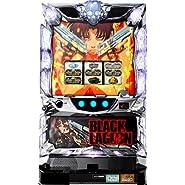 Amazonランキング 1位/BLACK LAGOON3 ブラックラグーン3 リミットブレイク 中古パチスロ実機 (シルバーセット)
