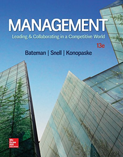 Download Loose-Leaf  Management: Leading & Collaborating in the Competitive World 1260194248