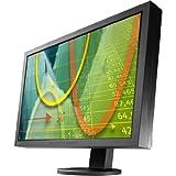 NANAO FlexScan 24インチ TFTモニタ 1920x1200 D-Sub15Pin DVI-D24Pin DisplayPort スピーカー付 ブラック S2433W-HXBK