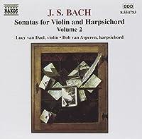 Sonatas for Violin & Harpsichord 2