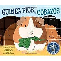Guinea Pigs/ Cobayos: Music Included (Pets!/ Las Mascotas!)