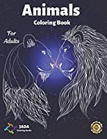 Animals Coloring Books for Adults: Coloring Books for Adults Stress Relieving Design Animals. Relaxation Animals