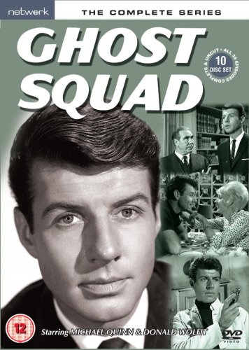Ghost Squad: The Complete Series [Region 2]