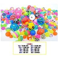 スーパーボール 1000個入 形/サイズ/カラーがいろいろ入ってお得です!(スーパーボールすくい 業務用)