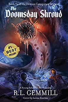 The Doomsday Shroud (The Demon Conspiracy Book 2) by [Gemmill, R.L.]