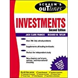 Schaum's Outline of Investments