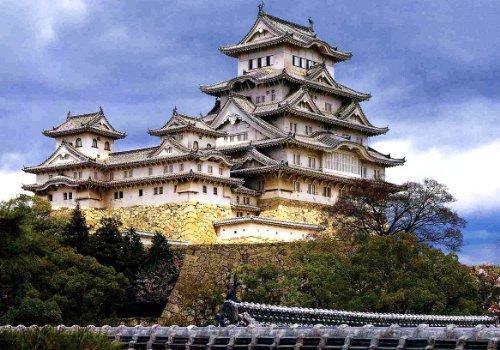 フジミ模型 1/300 大姫路城