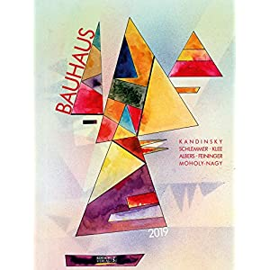 Bauhaus 2019: Kunst Gallery Kalender