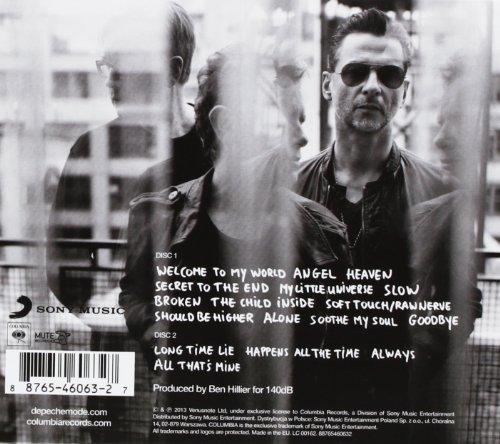 Delta Machine-Deluxe Edition (2cd)