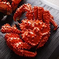 花咲ガニ 姿 天然 ボイル 蟹 かに 400g 1尾 北国からの贈り物