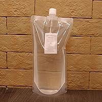 1000mlパック ハーバリウムオイル hana oil silicone (シリコン) 国産 プリザーブドフラワー・ドライフラワー用
