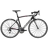 メリダ(MERIDA) ロードバイク RIDE 400 シルクMETブラック(ランプレT-レプリカ) 52サイズ