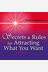 Secrets and Rules for Attracting What You Want: Live Lecture and Meditations Audible Audiobook
