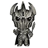POPのMOVIES RINGSサウロンビニール図の主  POP MOVIES THE LORD OF THE RINGS SAURON VINYL FIGURE