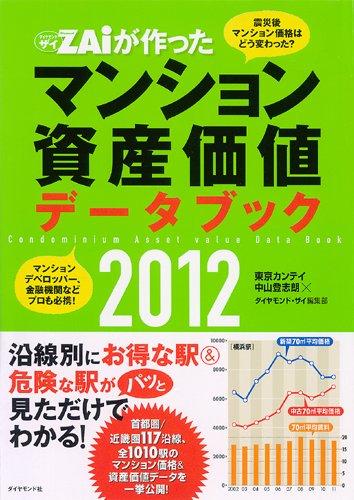 震災後マンション価格はどう変わった! ザイが作ったマンション資産価値データブック2012