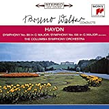 ハイドン:交響曲第88番「V字」・第100番「軍隊」
