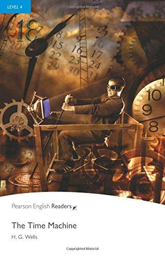 Penguin Readers: Level 4 THE TIME MACHINE (Penguin Readers, Level 4)の詳細を見る