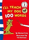 I'll Teach My Dog 100 Words 英語絵本とmpiオリジナルCD付き