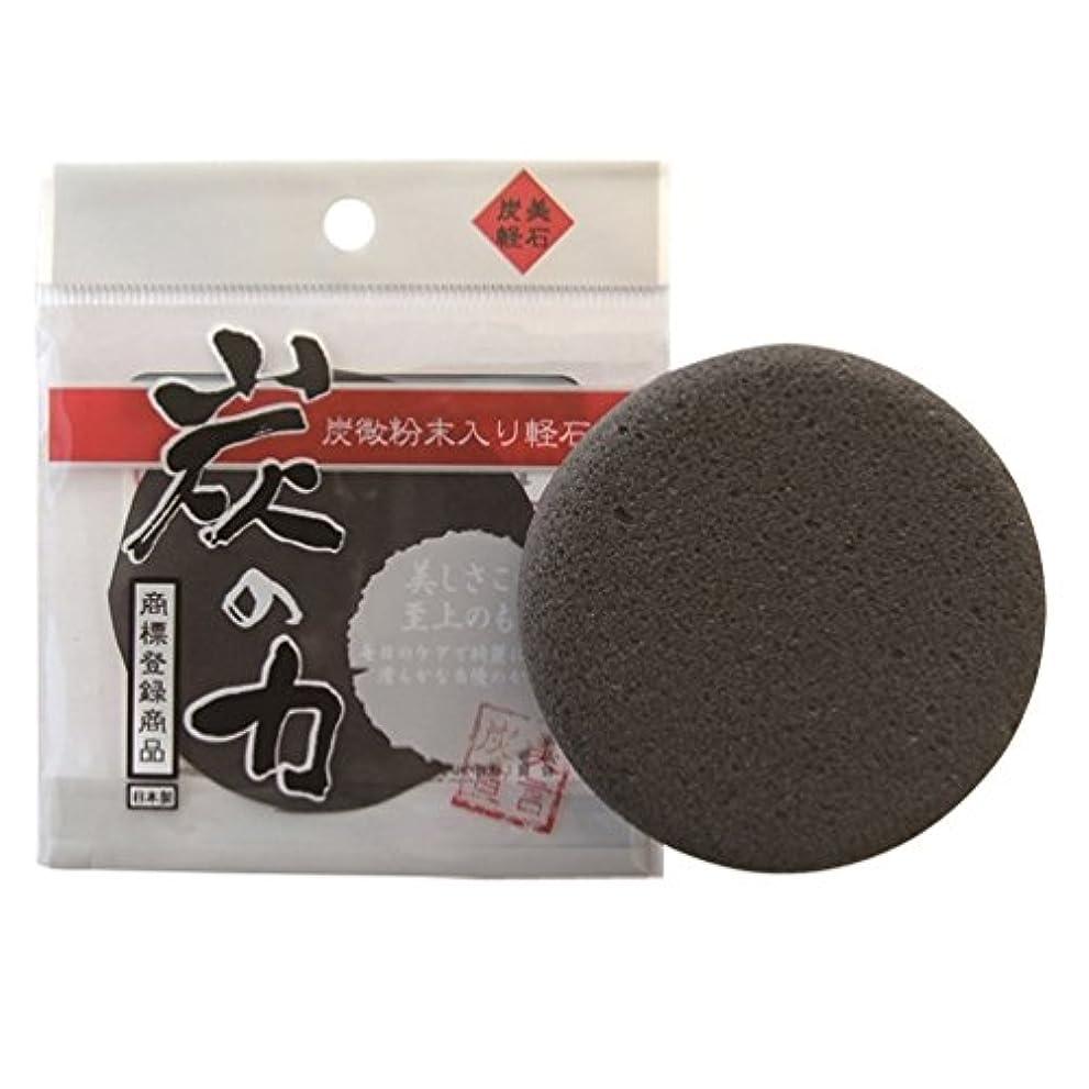 作り上げるキノコ蓄積する炭の力 軽石