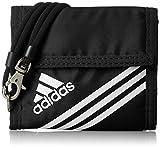 adidas 通販 [アディダス] 財布 二つ折り ストラップ付 47623