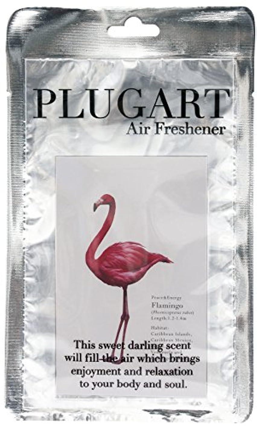 毒液精神顕現ノルコーポレーション サシェ プラグアート ハンガータイプ 消臭 ムスクの香り PLA-2-1