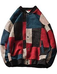 [美しいです]ジャケット メンズ 春 秋 ラシャ コート おしゃれ カジュアル オーバーオール ゆったり コート 韓国風 アウター ジャケットコート