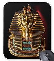 ツタンカーメン 黄金のマスクのマウスパッド:フォトパッド(古代エジプトシリーズ)