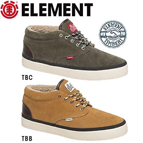 ELEMENT エレメント2014秋冬 メンズシューズ スニーカー 靴 TBB 27.5cm