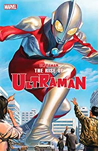 The Rise Of Ultraman (2020-) #1 (of 5) (English Edition)
