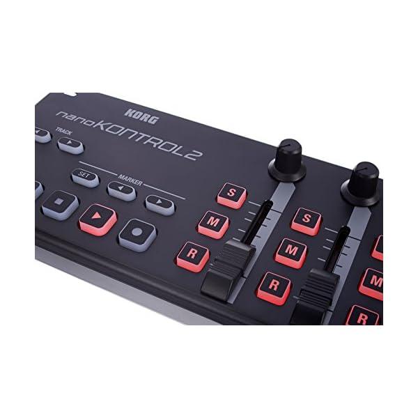 KORG USB MIDIコントローラー NA...の紹介画像4