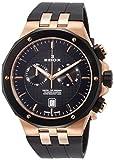 [エドックス]EDOX 腕時計 デルフィン  クォーツクロノグラフ 10110-357RNCA-NIR メンズ 【正規輸入品】