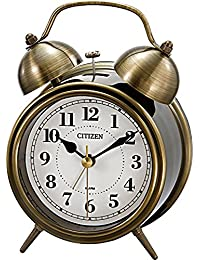 CITIZEN ( シチズン ) 目覚まし 時計 ツインベルRA06 8RAA06-063