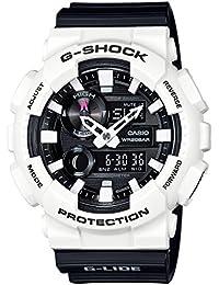 [カシオ] CASIO 腕時計 G-SHOCK G-LIDE デジアナ GAX-100B-7A (GAX-100B-7AJF 同型) 白×黒 [逆輸入品]