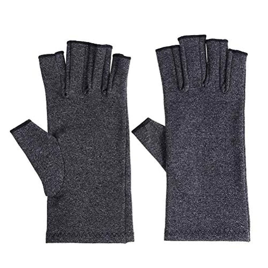 冷蔵するブルーベル支出Healifty 手関節炎関節痛緩和手袋療法圧縮手袋ヘルスケア手袋女性男性1ペア