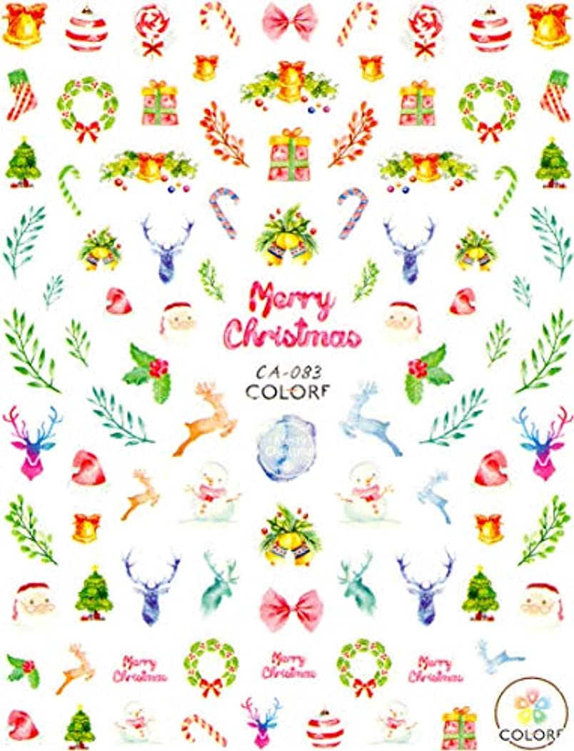 家具行進呼び起こす極薄 ネイルシール クリスマス スノー サンタ デコやレジン、アルバム制作などに (02-C50)