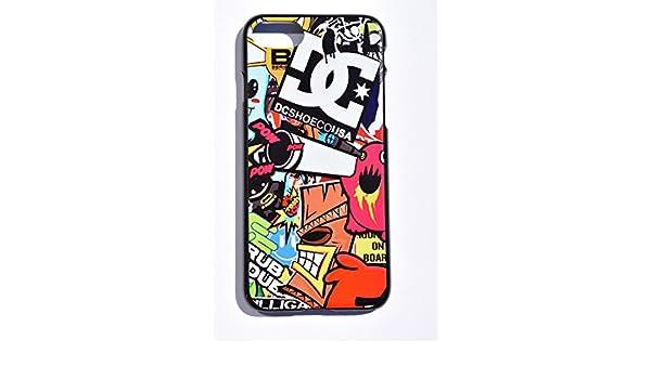 dcccd6c67d Amazon | ボム ステッカー ロゴ大 iPhoneケース ハードケース ホットウィール DC ロックスター アベンジャーズ スーパーマン  iPhone6 / iPhone6s /iPhone6plus ...