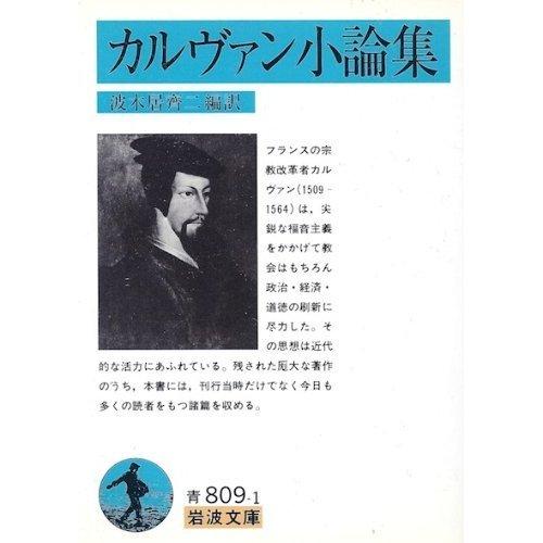 カルヴァン小論集 (岩波文庫 青 809-1)の詳細を見る