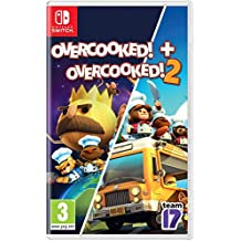 Overcooked! + Overcooked! 2, Switch