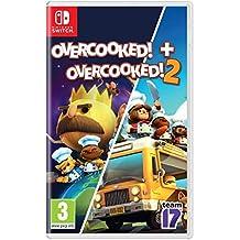 Overcooked! and Overcooked! 2 - Nintendo Switch