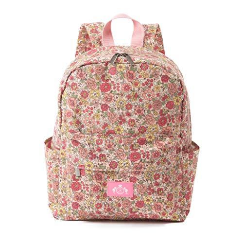 bf93dda0374c86 Lily & Ally リリーアンドアリー キッズ リュック リュックサック バッグ コインケース ペンケース おさいふ 財布 ふでいれ 3点セット  ギフトセット 女の子 幼稚園 .