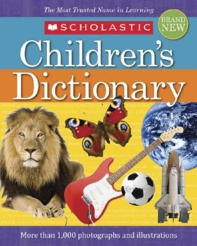Scholastic Children's Dictionary 2010の詳細を見る