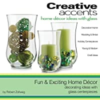 Creative Accents Home Decorating Book by Libbey [並行輸入品]