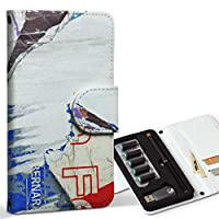 スマコレ ploom TECH プルームテック 専用 レザーケース 手帳型 タバコ ケース カバー 合皮 ケース カバー 収納 プルームケース デザイン 革 ユニーク 英語 文字 ポスター 002504