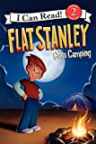 Flat Stanley Goes Camping (I Can Read Level 2)