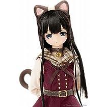 えっくす☆きゅーと ふぁみりー ~meow×meow a・la・mode~ シャム猫/みあ 完成品ドール