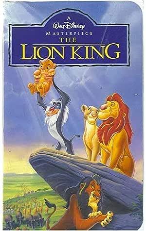 Lion King [VHS]