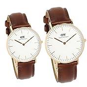 [ダニエルウェリントン]Daniel Wellington 腕時計 ペアウォッチ クラシック シンプ...