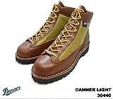 (ダナー) Danner ライト ブーツ ブラウン ゴアテックス DANNER LIGHT GORE-TEX MADE IN USA US8.5 (26.5cm) 30440 [並行輸入品]