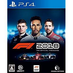 F1 2018 【初回生産限定特典】「クラシックマシンDLCパック」プロダクトコード 同梱 - PS4