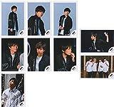 NEWS 公式写真 シングル 「生きろ」 MV&ジャケ写撮影オフショット 9枚フルセット 【加藤シゲアキ】